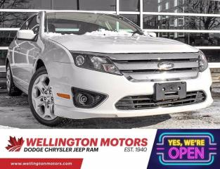 Used 2010 Ford Fusion SE >> New Rear Brakes & Rotors !! for sale in Guelph, ON