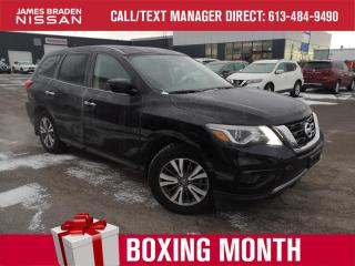 Used 2019 Nissan Pathfinder S for sale in Kingston, ON