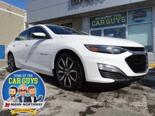 New 2021 Chevrolet Malibu RS for sale in Prince Albert, SK