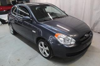 Used 2010 Hyundai Accent Hayon 3 portes, boîte manuelle, GL for sale in St-Constant, QC
