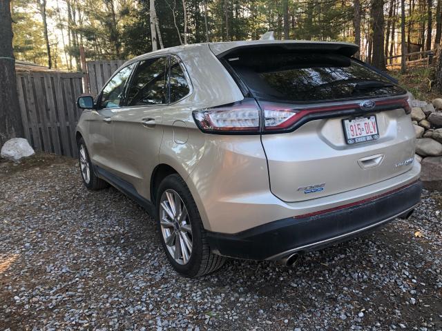 2017 Ford Edge Titanium TITANIUM AWD