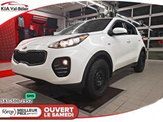 Used 2018 Kia Sportage *LX*AWD*BLUETOOTH*SIÈGE CHAUFFANT* for sale in Québec, QC