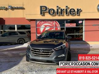 Used 2016 Hyundai Tucson PREMIUM 5 PASSAGERS for sale in Val-D'or, QC