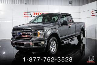 Used 2019 Ford F-150 XLT + V8 + 4X4 + BOITE 8' + MAGS + WOW! for sale in St-Basile-le-Grand, QC