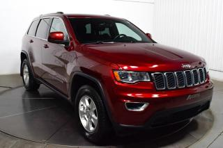 Used 2017 Jeep Grand Cherokee LAREDO 4X4 MAGS NAV CAMERA DE RECUL for sale in Île-Perrot, QC