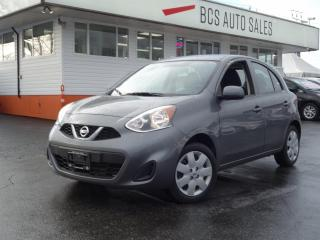 Used 2019 Nissan Micra One Owner, No Accidents, Bluetooth, Automatic for sale in Vancouver, BC