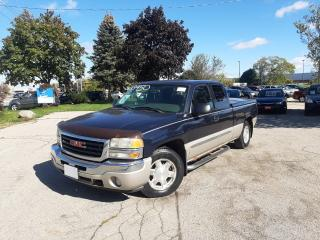 Used 2007 GMC Sierra 1500 SL ~ONE OWNER VEHICLE~ for sale in Kitchener, ON