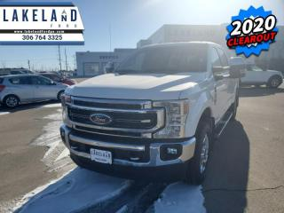 New 2020 Ford F-350 Super Duty Lariat  - Leather Seats for sale in Prince Albert, SK