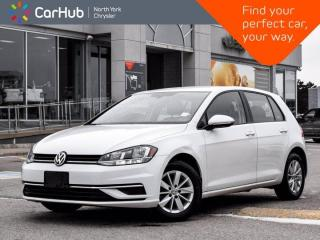 Used 2019 Volkswagen Golf Comfortline Heated Seats Apple CarPlay Backup Camera for sale in Thornhill, ON