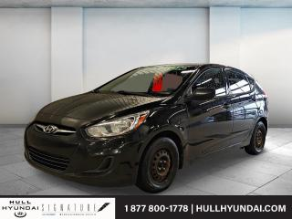 Used 2013 Hyundai Accent 5DR HB MAN GL for sale in Gatineau, QC