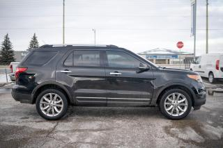 Used 2015 Ford Explorer XLT NAVI/LEATHER/SUNROOF for sale in Concord, ON