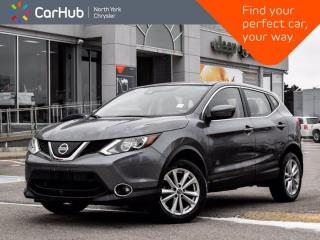 Used 2019 Nissan Qashqai SV AWD Sunroof Heated Seats Apple CarPlay Android Auto for sale in Thornhill, ON