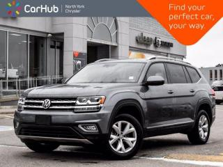 Used 2019 Volkswagen Atlas Highline 3.6 FSI 4MOTION Heated & Vented Seats for sale in Thornhill, ON