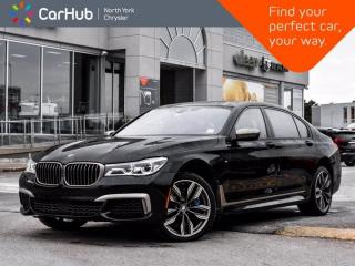 Used 2018 BMW 7 Series M760Li xDrive V12 Heated & Vented Seats Bowers & Wilkins for sale in Thornhill, ON