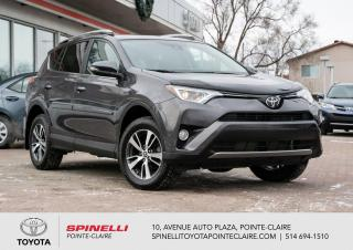 Used 2018 Toyota RAV4 XLE  FWD for sale in Pointe-Claire, QC