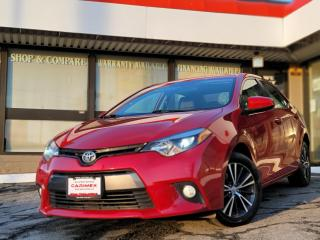 Used 2016 Toyota Corolla LE Sunroof | Backup Camera | HID Lights | Alloys for sale in Waterloo, ON