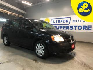 Used 2014 Dodge Grand Caravan SXT Stow N Go * Eco Mode * 3.6L V6 * Roof Rails * Cruise Control * Steering Wheel Controls *  Automatic/Manual Mode * AM/FM/CD * Keyless Entry * for sale in Cambridge, ON