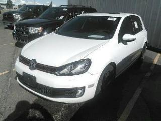 Used 2010 Volkswagen Golf GTI for sale in Waterloo, ON