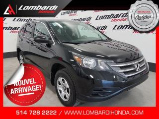 Used 2014 Honda CR-V LX|AWD|CAM| for sale in Montréal, QC