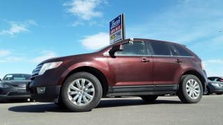 Used 2009 Ford Edge Limited for sale in Brandon, MB
