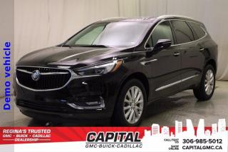 New 2021 Buick Enclave Essence AWD for sale in Regina, SK