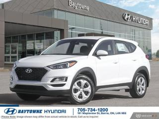 New 2021 Hyundai Tucson FWD 2.0L Essential for sale in Barrie, ON