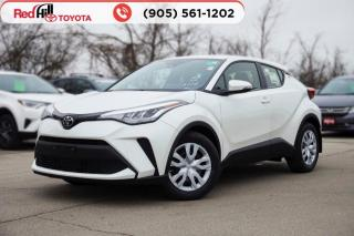 New 2021 Toyota C-HR LE for sale in Hamilton, ON