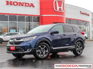Used 2017 Honda CR-V Touring--1 Owner--No Accidents--Fully Loaded--Remote Starter--Honda Sensing--AWD for sale in Milton, ON