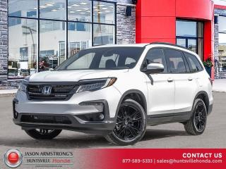 New 2021 Honda Pilot Black Edition for sale in Huntsville, ON