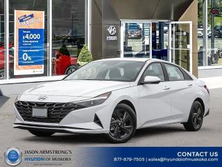 New 2021 Hyundai Elantra Preferred for sale in Huntsville, ON