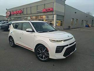 New 2021 Kia Soul GT-Line Limited for sale in Milton, ON