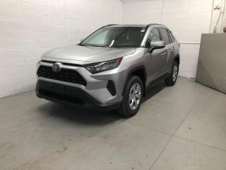 New 2021 Toyota RAV4 LE FWD+HEATED FRONT SEATS! for sale in Cobourg, ON