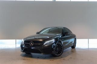 Used 2018 Mercedes-Benz AMG C 43 4MATIC Coupe for sale in Langley City, BC