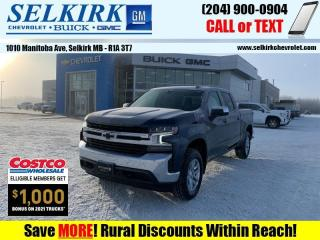 New 2021 Chevrolet Silverado 1500 LT for sale in Selkirk, MB