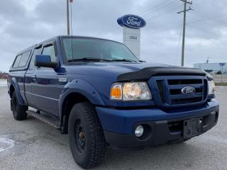Used 2011 Ford Ranger SPORT for sale in Harriston, ON