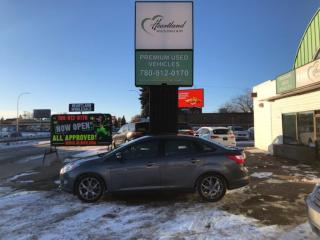 Used 2013 Ford Focus LEATHER | SUNROOF | HEATED SEATS | REMOTE START-USED EDMONTON FORD DEALER for sale in Edmonton, AB