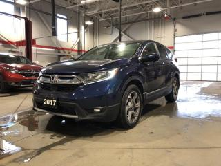 Used 2017 Honda CR-V EX-L for sale in Whitchurch-Stouffville, ON