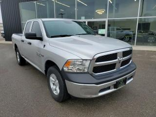 Used 2018 RAM 1500 ST 1 OWNER, LOW KM, Remote Start, No Accidents! for sale in Ingersoll, ON