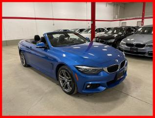 Used 2018 BMW 4 Series 430i xDrive M-SPORT PREMIUM ENHANCED DRIVER ASSISTANCE for sale in Vaughan, ON
