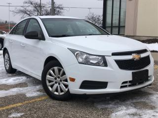 Used 2011 Chevrolet Cruze 4dr Sdn LS  w/1SB for sale in Waterloo, ON