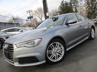 Used 2017 Audi A6 4dr Sdn quattro 2.0T Progressiv for sale in Burlington, ON