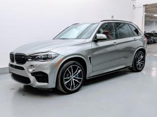 Used 2017 BMW X5 M 1 OWNER! NO ACCIDENTS! Fi EXHAUST SYSTEM! for sale in Toronto, ON