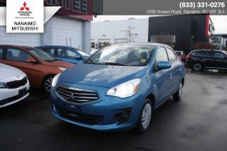 Used 2018 Mitsubishi Mirage G4 ES for sale in Nanaimo, BC