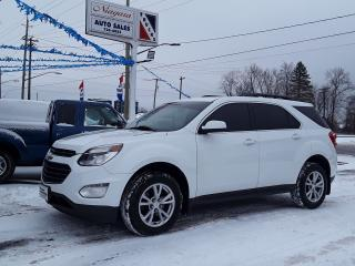 Used 2017 Chevrolet Equinox LT for sale in Welland, ON