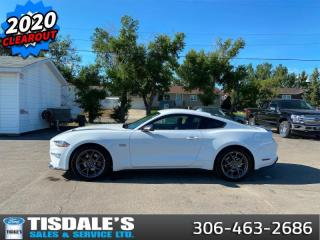 New 2020 Ford Mustang EcoBoost Premium Fastback for sale in Kindersley, SK