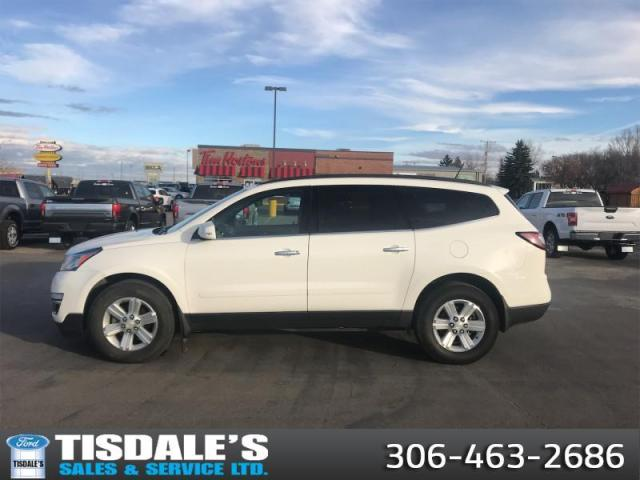 2013 Chevrolet Traverse Lt  - Leather Seats -  Bluetooth