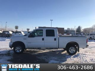 Used 2007 Ford F-250 Super Duty XLT for sale in Kindersley, SK