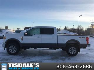 Used 2018 Ford F-250 Super Duty for sale in Kindersley, SK