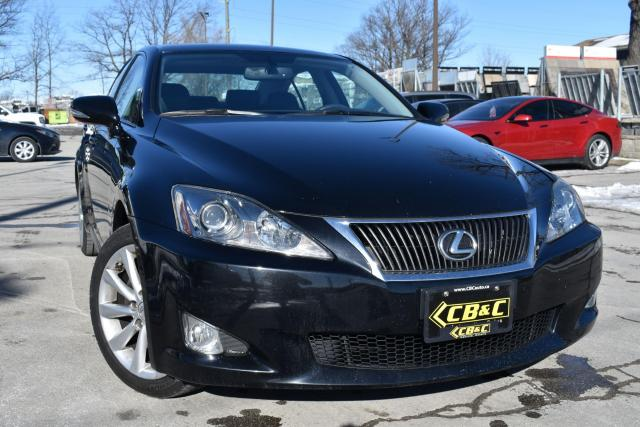 2010 Lexus IS 250 AWD - NO ACCIDENTS - ONE OWNER