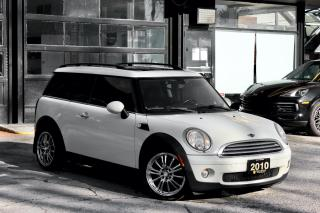 Used 2010 MINI Cooper Clubman for sale in Toronto, ON